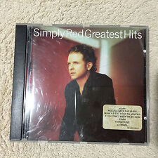 Simply Red Greatest Hits CD _Disc Very Good.