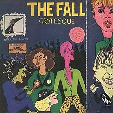 THE FALL - GROTESQUE (AFTER THE GRAMME)   VINYL LP NEW!