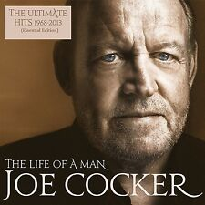 JOE COCKER - THE LIFE OF A MAN: THE ULTIMATE HITS 1968-2013  2 VINYL LP NEW!