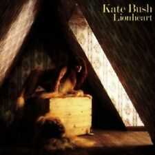 "KATE BUSH ""LIONHEART"" CD NEW!"