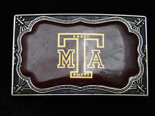 PI05173 REALLY NICE **TEXAS A&M AGGIES** UNIVERSITY COMMEMORATIVE BELT BUCKLE