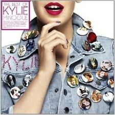 "KYLIE MINOGUE ""THE BEST OF KYLIE MINOGUE""  CD NEW!"