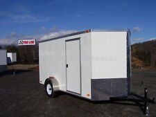 6'x12' Enclosed Trailer with Ramp Rear Door  ***Boones Mill, VA***