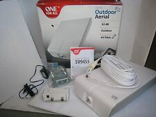 ONE FOR ALL OUTDOOR DIGITAL AERIAL KIT SV9455 - FULL HD, 52dB