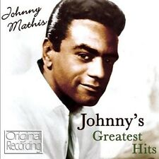 JOHNNY MATHIS - JOHNNY'S GREATEST HITS  CD NEW!