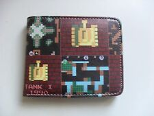 Novelty Retro 'Tank I 1990' Wallet **BRAND NEW**