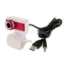 USB 50.0 Mega Pixel   Camera Webcam With Microphone Mic For Computer Laptop PC