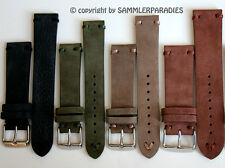 WATCH BAND 0 23/32in,0 25/32in,0 7/8in,0 15/16in Suede Vintage Look BAND STRAP