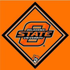 Hi-Look Collegiate Microfiber Cloth (Oklahoma State University)