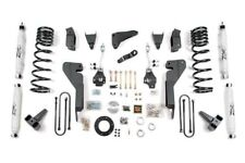 "2003-2007 Dodge Ram 4x4 2500 3500 - Zone Offroad 8"" Suspension Lift Kit"