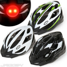 Adult Mountain Bike Bicycle Road MTB Helmet LED Light Cycling Protection Safety