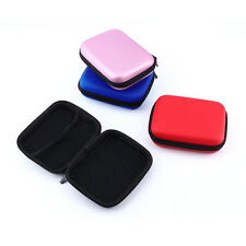 "2.5"" Zipper Storage Protect Carry Case Pouch Bag Holder For USB Hard Drive Disk"