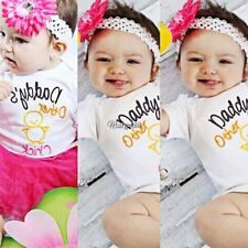 Cute Newborn kids Baby Boy Girls Cotton Romper Jumpsuit Summer Clothes UTAR