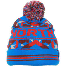 North Face Ski Tuke V Unisex Headwear Beanie Hat - Bomber Blue One Size