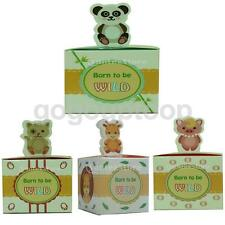 50pcs Candy Sweet Gift Box Wedding Party Kids Baby Shower Favor Animal Shape Box