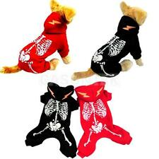 Luminous Pet Dog Clothing Jumpsuit Puppy Clothes Dog Apparel Costume XS-XL