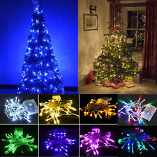 2/3/4/10M Battery Operated LED Xmas Wedding Party Decoration String Fairy Lights