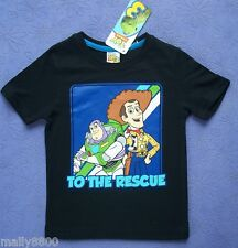 Toy Story - Woody & Buzz Lightyear - Boys - Tshirt Top -  size