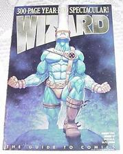 Wizard 41 Cyclops Cover Mark Sasso Age of Apocalypse X-Men Animated