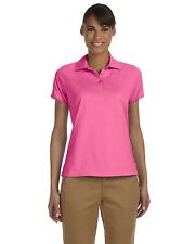 New Chestnut Hill Womens Jersey Polo Shirt In Big Sizes