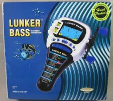 Radica Lunker Bass Fishing Handheld Electronic Game - Excellent Condition!