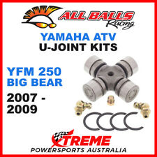 19-1003 Yamaha YFM250 Big Bear 2007-2009 All Balls U-Joint Drive Shaft Kits