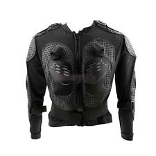 Cool Motorcycle Full Body Armor Jacket Spine Chest Shoulder Protection Gear