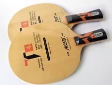4x Carbon Galaxy / YinHe T-4S / T4s Table Tennis Blade (5wood + 4carbon), OFF+