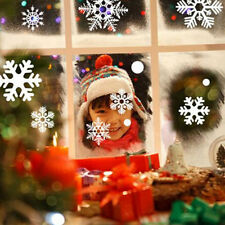Mural Glass Window 1pc Decals Art Merry Christmas Tree Wall Sticker Removable