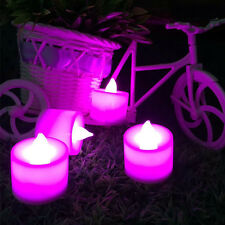LED Candle Flameless Flickering Tea Light Battery Candle Wedding Christmas Decor