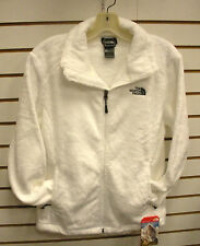 THE NORTH FACE WOMENS OSITO 2 FLEECE JACKET- S,M,L,XL -TNF WHITE/ BLK - NEW