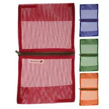 Lightweight Mesh Bag Travel Luggage Packing Organizer Toiletry Cosmetics Pouch