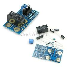 Hot UPC1237 Dual 2 channel Speaker Protection Board Boot Delay DC Protection