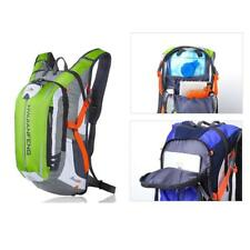 Cycling Backpack Bag Sport Camping Hiking Hydration Pack Rucksack Running Travel