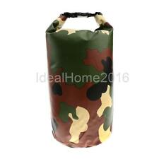 Waterproof Dry Bag Pouch Camping Boating Fishing Rafting Kayaking Buckle Pack