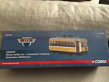 Corgi US55207 Birney Safety Car Trolley Middletown Connecticut 1:48 LONG RETIRED