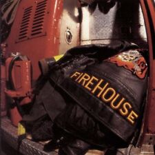 Firehouse: Hold Your Fire  Audio Cassette