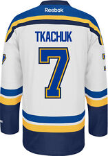 Keith Tkachuk St. Louis Blues Reebok Premier Away Jersey NHL Replica