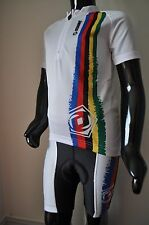 Children's Short Sleeved Cycling Jersey and Shorts (Champion Set) Onda