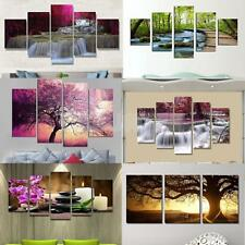 Modern Art Oil Painting Canvas Printed Picture for Home Office Wall Decor-6 Type