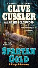 A Sam and Remi Fargo Adventure: Spartan Gold 1 by Grant Blackwood and Clive Cuss
