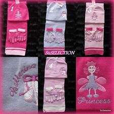 GIRLS BALLERINA PRINCESS HAT SCARF GLOVES SET-ONE SIZE-GORGEOUS COLOURS - NEW