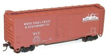 Accurail 3547 HO KIT 40' AAR Box,West India Fruit & Steamship Co