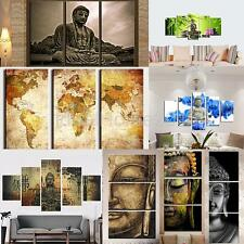 Canvas Wall Door Art Oil Painting Picture Poster Print Home Room Decor No Frame