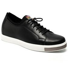 Elevator Shoes Walking 2.36'' Height Increasing Shoes Lift Casual Sneakers