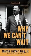 Why We Can't Wait by Martin Luther, Jr. King (2000, Paperback)