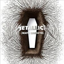 Metallica Death Magnetic Music CD NEW Sealed