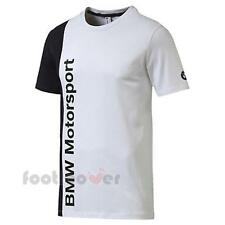 Puma BMW Motorsport Tee Dry CellMSP T-shirt 761989 02 man White Limited Edition