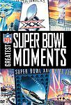 NFL Greatest Super Bowl Moments  DVD with Special Features - Brand New Sealed