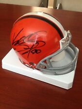 Kellen Winslow Hand-signed Mini Helmet Browns HOF! MINT!